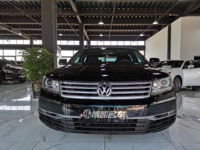 2012年9月 大众 辉腾  3.6L V6 4座加长Individual版图片