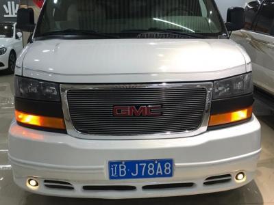 2009年12月 GMC SAVANA 5.3L 商务之星7座图片