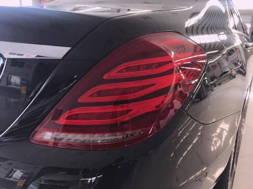 奔驰 奔驰S级  2014款 S 400 L 尊贵型图片