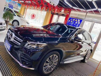 奔馳 奔馳GLC  2018款 改款 GLC 260 4MATIC 豪華型