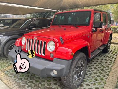 2016年11月 Jeep 牧马人  3.0L Sahara 四门舒享版图片