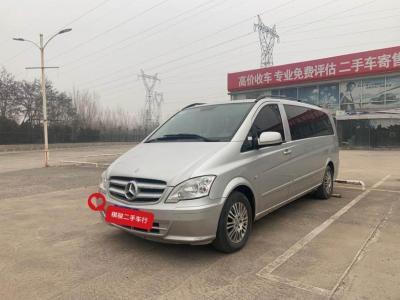 2014年4月 奔驰 威霆 2.5L 商务版图片
