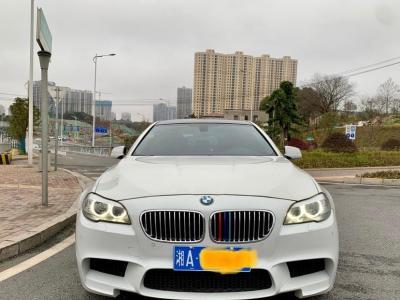 2013年6月 宝马 宝马5系 525Li 豪华型图片