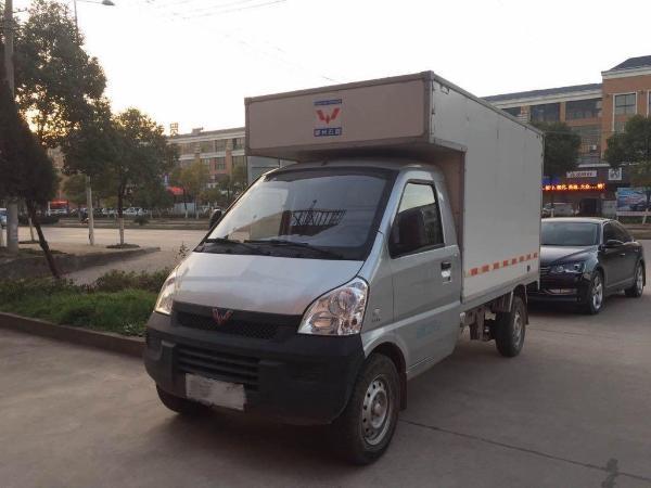 五菱 荣光 五菱荣光厢式货车图片