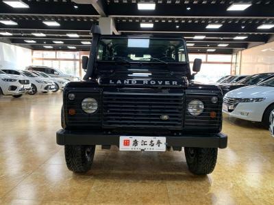 路虎 衛士  2013款 2.2T 柴油 歐規版