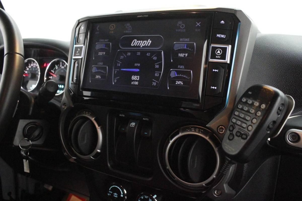 Jeep 牧马人  2017款 3.6L Rubicon 两门舒享版图片