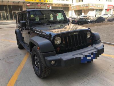 2012年8月 Jeep 牧马人(进口) 3.6L Rubicon 四门版图片