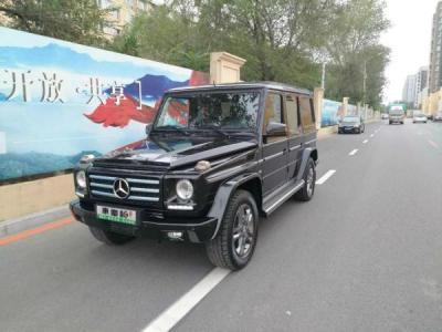 奔驰 G级 G500 5.5图片