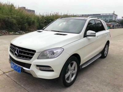 奔驰 M级 ML350 3.0T 4MATIC