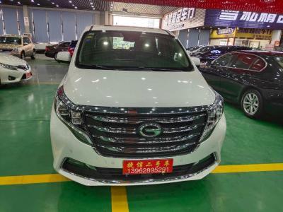 廣汽傳祺 GM8  2018款 320T 旗艦版