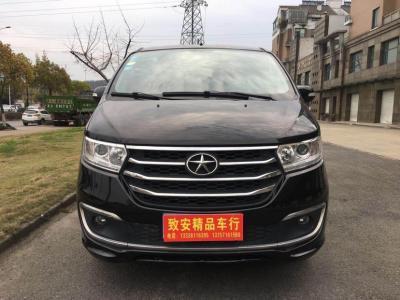 2017年1月 江淮 瑞風M3  宜家版 1.6L 豪華型圖片