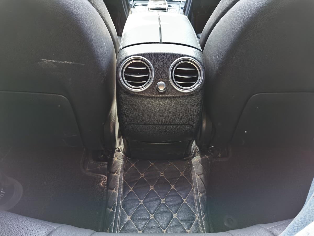 奔驰 奔驰GLC  2017款 GLC 200 4MATIC 轿跑SUV图片
