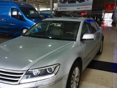 大众 辉腾  2011款 3.6L V6 5座加长商务版