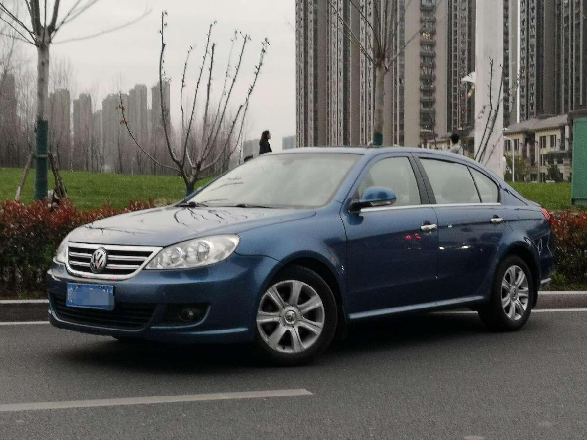 2009年2月 大众 朗逸  1.6L 自动品轩版图片