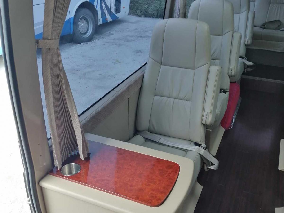 丰田 柯斯达  2013款 4.0L汽油豪华版 20座6GR图片