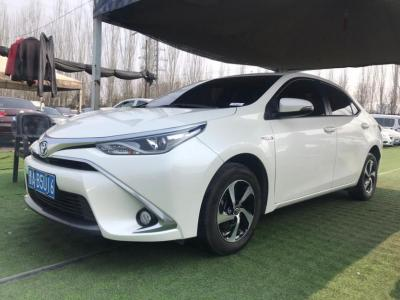 豐田 雷凌  2017款 改款雙擎 1.8H V CVT豪華版 國V