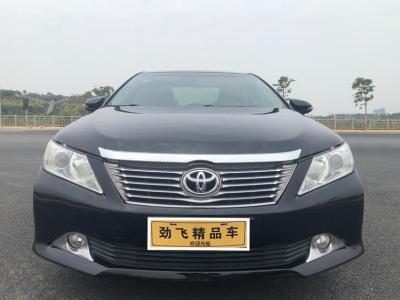 豐田 凱美瑞  2013款 2.0G 舒適版