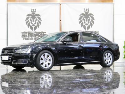 2012年12月 奥迪 奥迪A8(进口) A8L 30 FSI 舒适型图片
