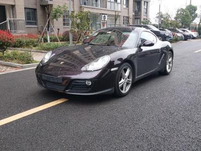 保时捷 Cayman  2012款 Cayman Black Edition 2.9L