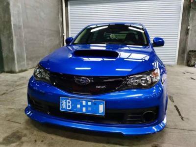斯巴魯 翼豹  2011款 2.5T WRX STi三廂圖片