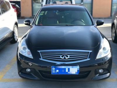 英菲尼迪 G系  2013款 G25 Sedan 豪华运动版