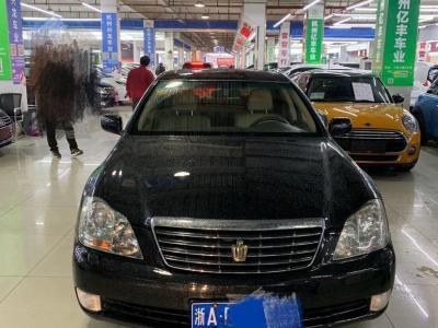 2008年7月 丰田 皇冠 2.5L 5周年纪念版图片