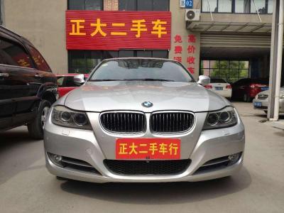 寶馬 寶馬3系  2012款 320i 豪華型圖片