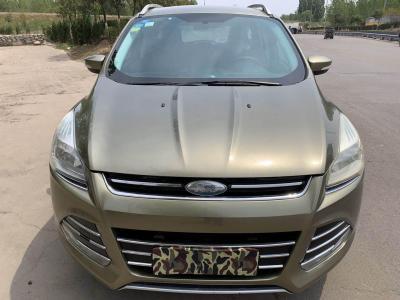 福特 翼虎  2013款 1.6L GTDi 两驱舒适型图片