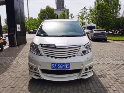 2015年6月 丰田 埃尔法(进口) 3.5L 尊贵版图片