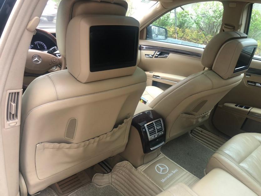 奔驰 奔驰S级  2011款 S 350 L CGI 4MATIC图片