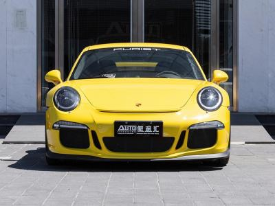 保時捷 911  2013款 GT3 3.8L