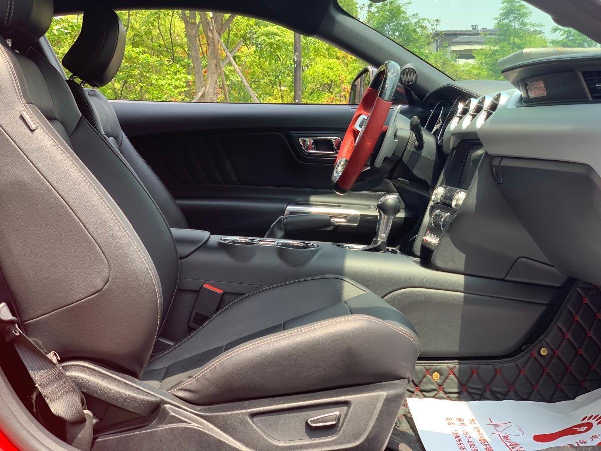 福特 Mustang  2017款 2.3T 运动版图片