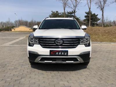 广汽传祺 GS8  2017款 320T 两驱豪华智联版