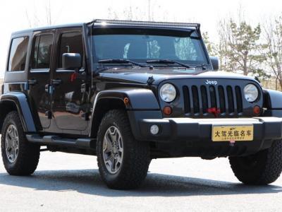 2013年10月 Jeep 牧马人  3.6L Sahara 四门版图片