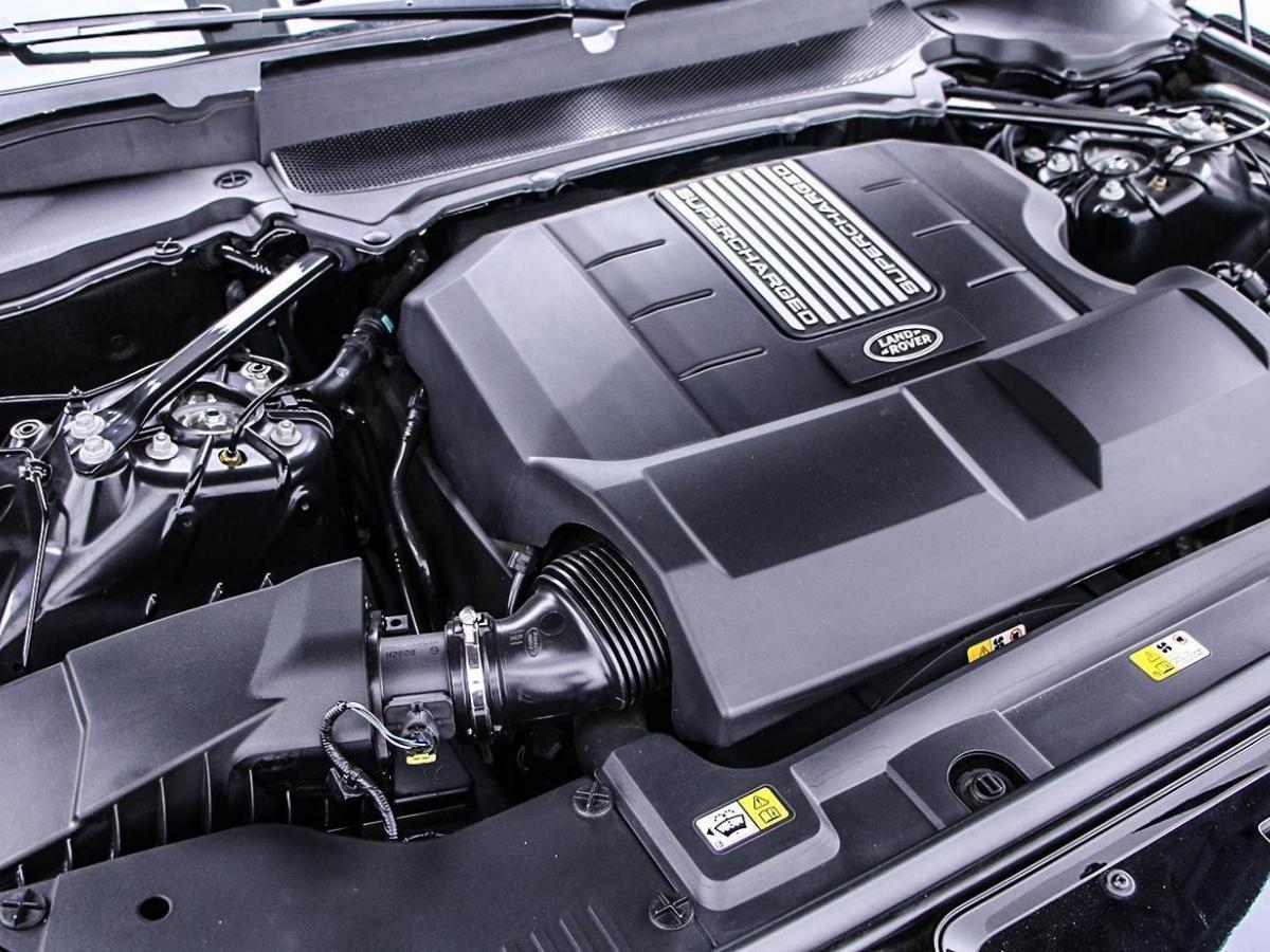 路虎 揽胜运动版  2017款 3.0 V6 SC HSE DYNAMIC图片