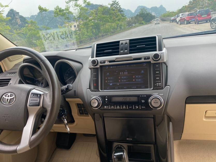 丰田 普拉多  2015款 2.7L 自动豪华版图片