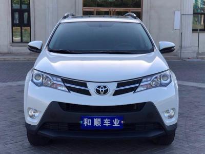 2016年6月 丰田 RAV4荣放  2.0L CVT两驱风尚版图片