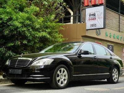 2010年6月 奔驰 奔驰S级(进口) S 300 L 尊贵型图片