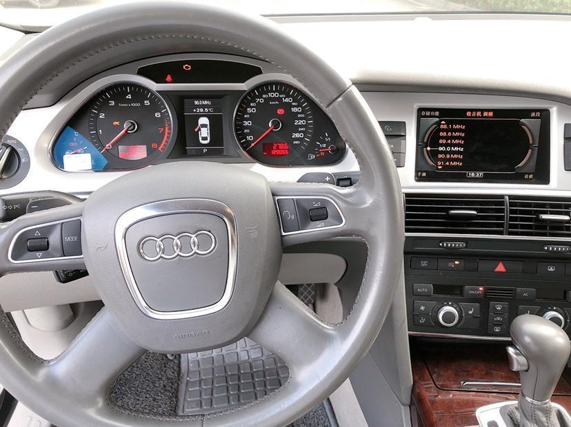 奥迪 奥迪A6L  2011款 2.4L 技术型图片