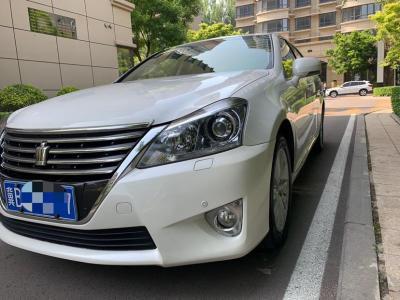 2013年1月 丰田 皇冠  2.5L Royal 舒适版图片