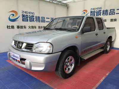 日產 D22  2013款 2.4L汽油兩驅標準型圖片