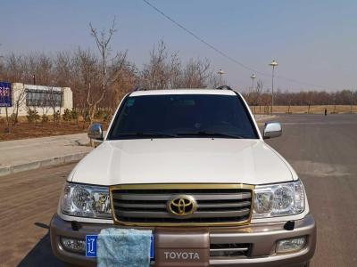 丰田 兰德酷路泽  2004款 4.5L图片