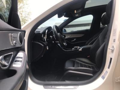 奔驰 奔驰C级  2015款 改款 C 200 L 运动型图片