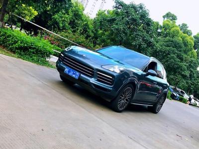 保时捷 Cayenne  2019款 Cayenne 3.0T