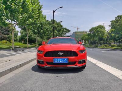 2017年2月 福特 Mustang(进口) 2.3T 运动版图片