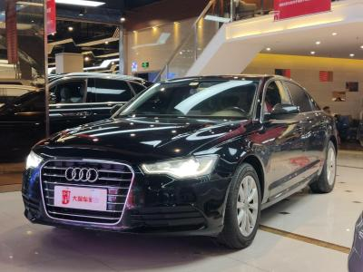 2012年12月 奥迪 奥迪A6L TFSI 舒适型图片