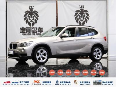 2012年12月 宝马 宝马X1(进口) sDrive18i豪华型图片