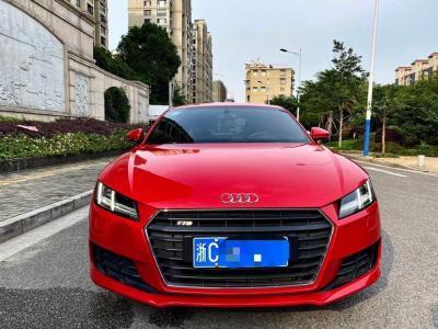 2015年6月 奧迪 奧迪TT(進口) TT Coupe 45 TFSI圖片