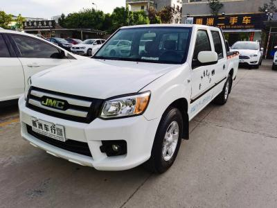 江铃 宝典  2018款 2.9T新超值四驱柴油豪华型加长货箱JX4D30B5L
