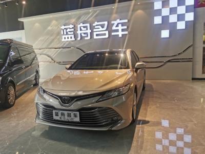 豐田 凱美瑞  2019款 2.5G 豪華版 國VI